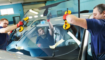 How much does it cost for auto glass repair?