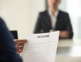 Write the perfect resumes in just two simple stepsand impress the interviewer