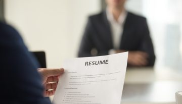 Write the perfect resumes in just two simple steps and impress the interviewer