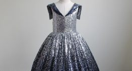 Stylish Shimmering & Sequin Party Wears for Kids