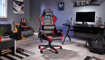 Here Are 5 Benefits of Using Gaming Chairs