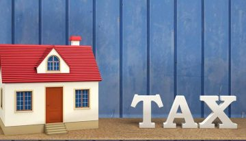 Covid-19 norms associated with the California property tax