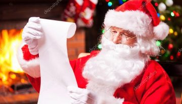 Santa Letters: Amazing to Give